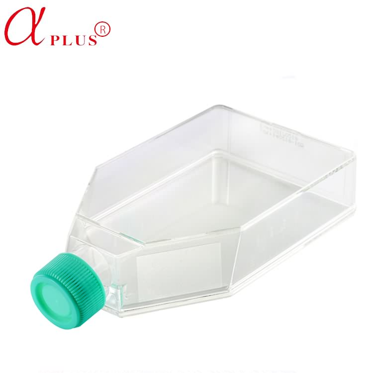 Hot sale lab use gamma sterile cell tissue culture flask