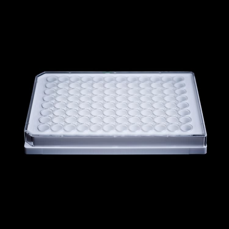 High Quality 96 Well Sterile Tissue Culture Plate