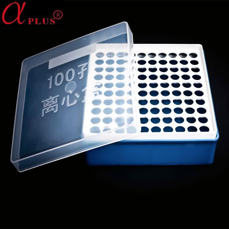 High Quality Medical Plastic 1.5ml Centrifuge Tube Box