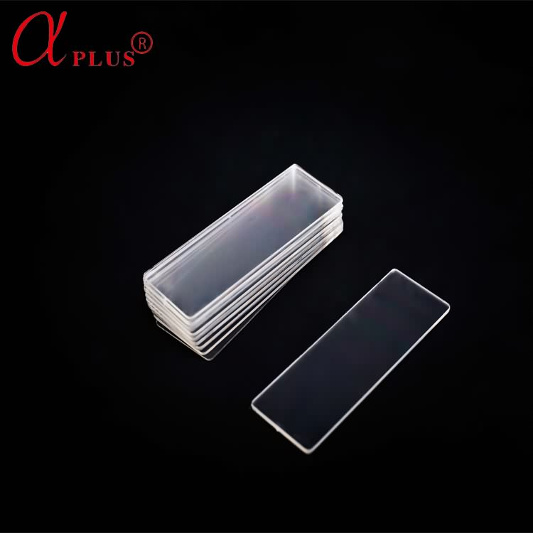 Lab medical price plastic disposable sterile glass microscope slide