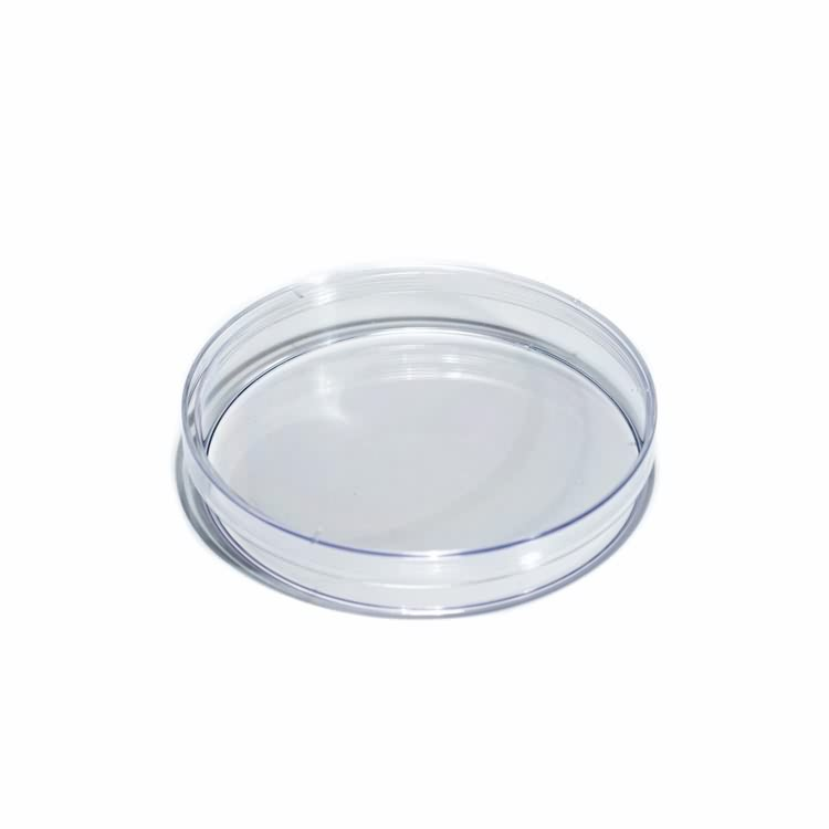 Qingdao AMA Laboratory disposable ps plastic sterile petri dishes 35 60 65 70 75 90 150mm