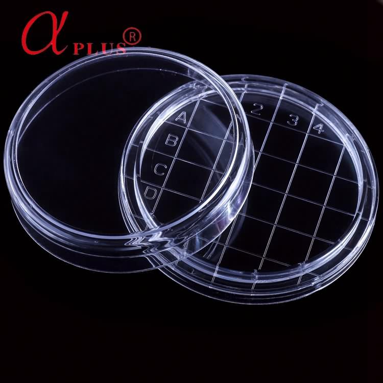 35 60 65 70 75 90 150mm laboratory disposable plastic sterile petri dishes