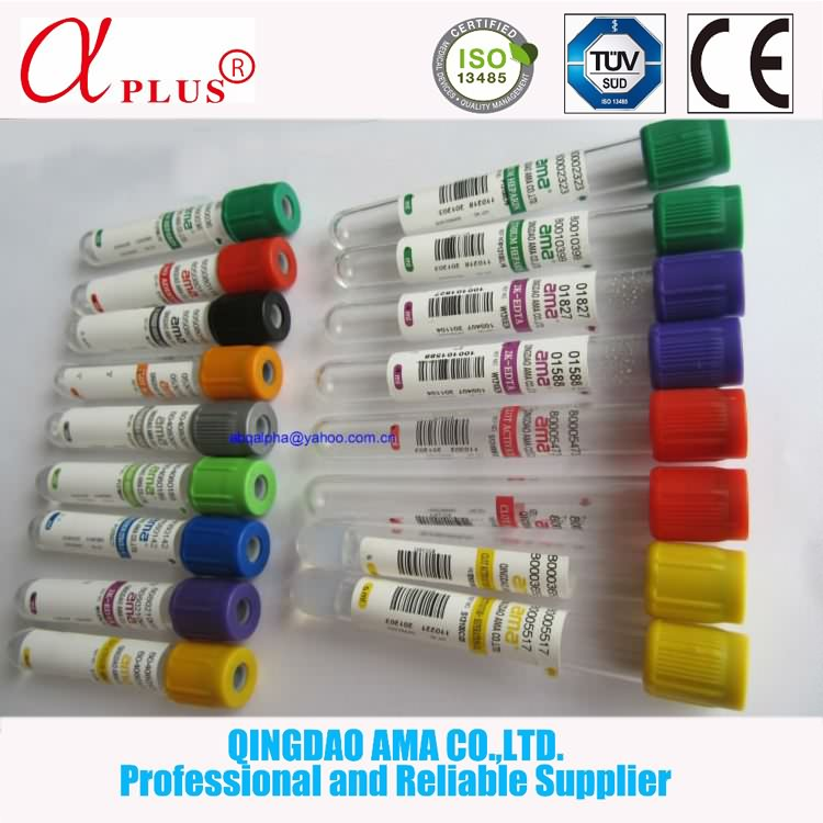 vacutainer blood collection tube