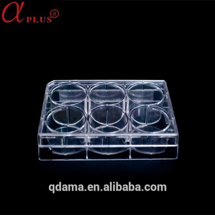 Cheap Plastic Lab Sterile 96 Well Tissue Cell Culture Plate