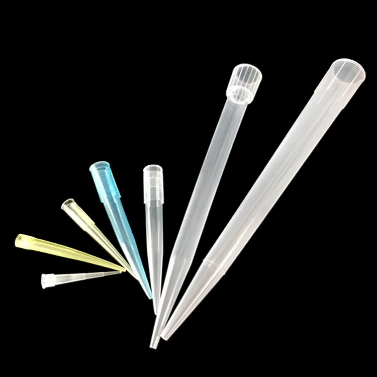 Filler different types good price plastic eppendorf pipette 300 200ul suction head/spear head /tip head yellow tips