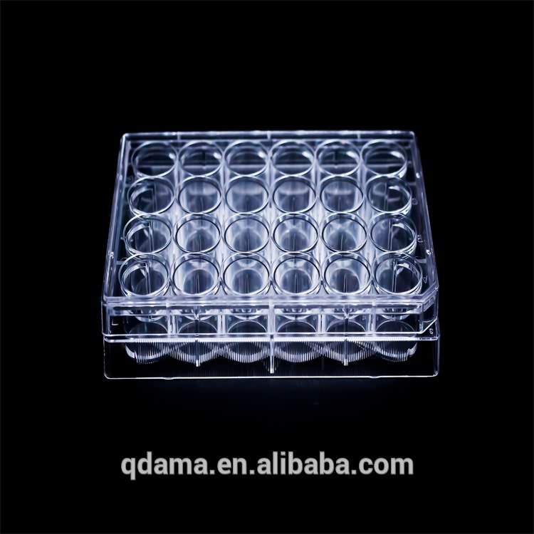 Disposable Plastic 96 Wells Cell Culture Plate Tissue Plate