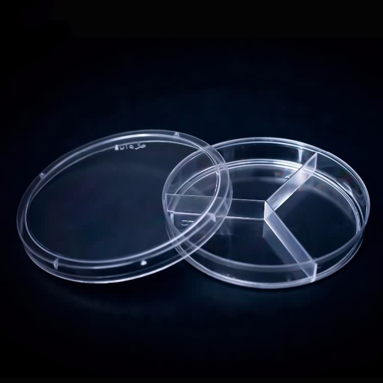 High Quality Sterile Petri Culture Dish 60x15mm 90×15 mm