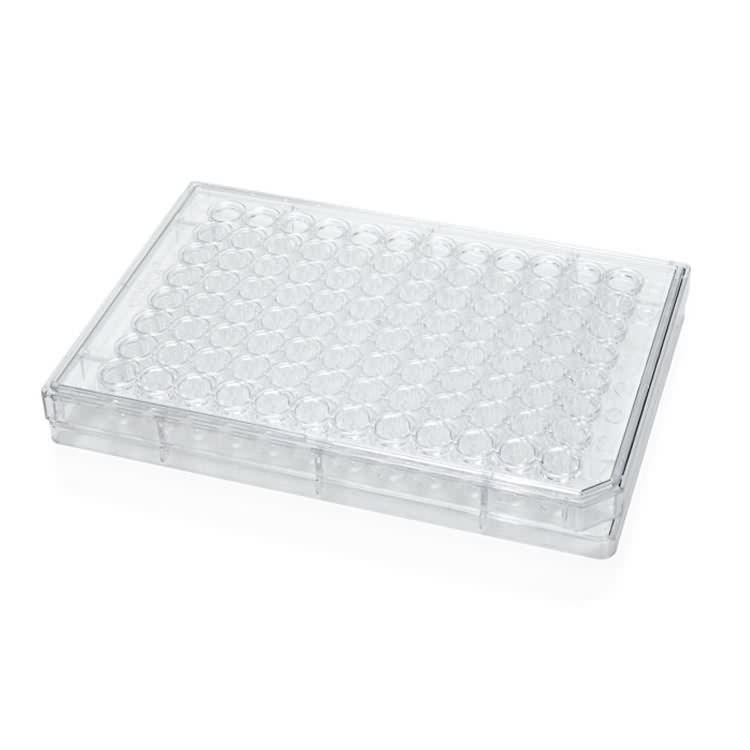 Medical lab plastic sterile 96 well microplate manufacturer