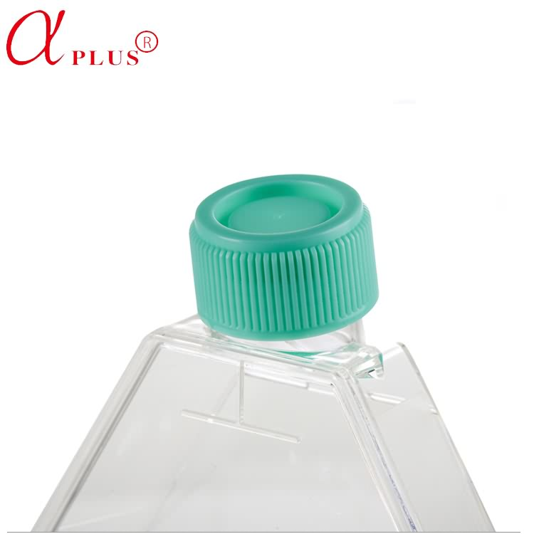 CE and ISO certification laboratory plastic cell tissue culture flask