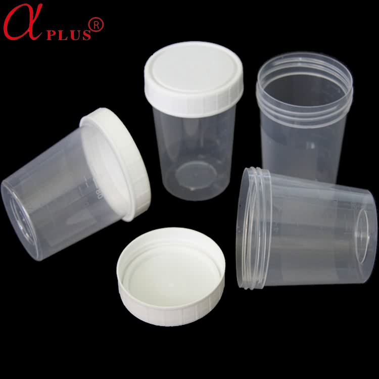 40ml Plastic Specimen Container Sample Collection Cup