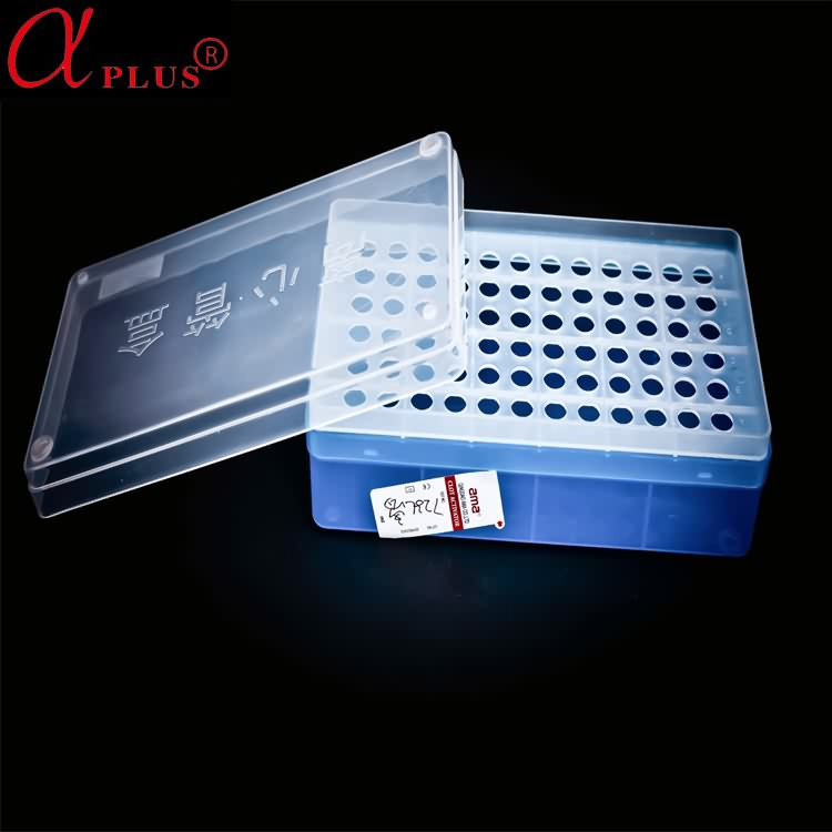 High Quality Medical Plastic 1.5ml Centrifuge Tube Box