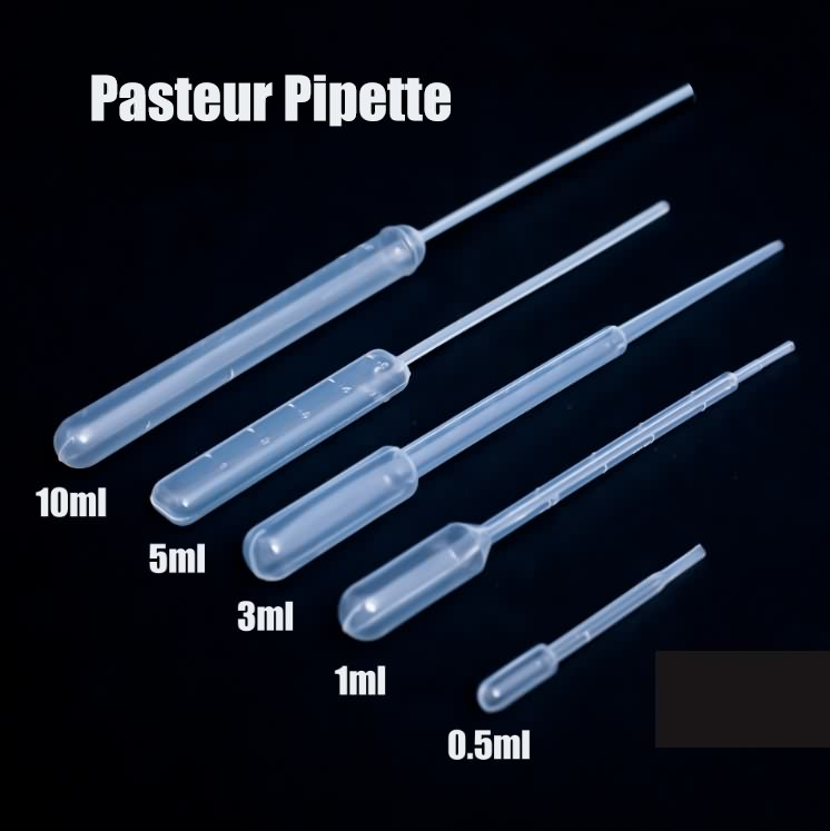 Disposable 1ml Medical Plastic Pasteur/transfer Pipette