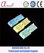 Hot sale disposable plastic tissue embedding cassette